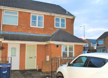 Thumbnail 2 bed end terrace house for sale in Somerford, Springwell, Gateshead