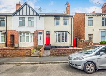 Thumbnail 3 bed end terrace house for sale in Eastbourne Street, Walsall, West Midlands