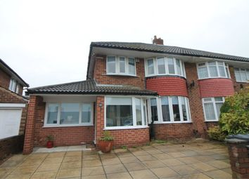 Thumbnail 3 bed semi-detached house for sale in Deyes Lane, Maghull, Merseyside