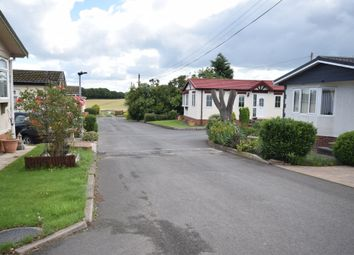 Thumbnail 2 bed mobile/park home for sale in West Park Homes, Darrington, Pontefract