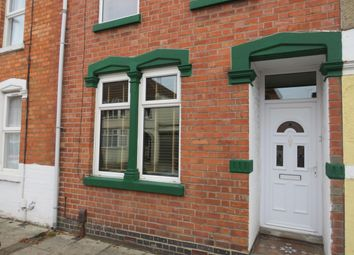 Thumbnail 2 bed terraced house to rent in Euston Road, Northampton
