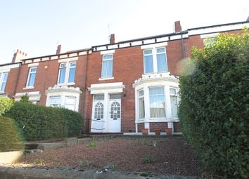 Thumbnail 3 bed flat to rent in Stowell Terrace, Heworth, Gateshead, Tyne & Wear