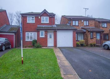 Thumbnail 3 bed link-detached house for sale in Bowers Park Drive, Woolwell, Plymouth