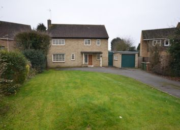 Thumbnail 4 bedroom detached house to rent in Thorpe Avenue, Peterborough