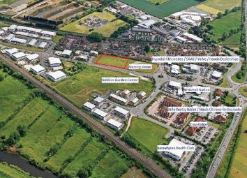 Thumbnail Industrial for sale in Plot 10, York Business Park, Great North Way, York