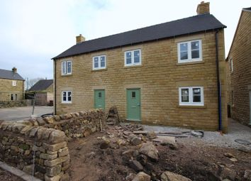 Thumbnail 3 bed semi-detached house for sale in Leek Road, Warslow, Derbyshire