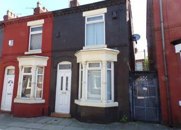Thumbnail 2 bed end terrace house for sale in Harrow Road, Liverpool, Merseyside