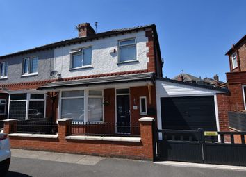 Thumbnail 3 bed semi-detached house for sale in Laburnum Road, Denton, Manchester