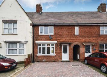 Thumbnail 2 bed terraced house for sale in Wentworth Road, Finedon