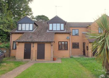 Thumbnail 2 bedroom terraced house to rent in Willow Close, Uppingham, Oakham