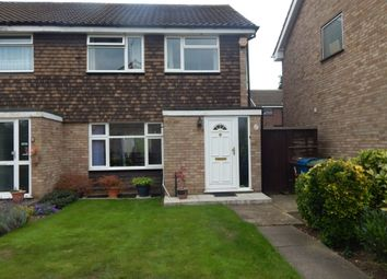 Thumbnail 3 bed end terrace house to rent in Allerford Court, Harrow
