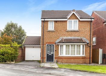 Thumbnail 3 bed detached house for sale in Larkspur Close, Tonge Moor, Bolton