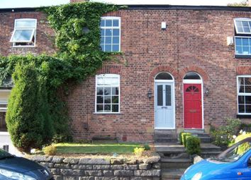 Thumbnail 2 bed end terrace house to rent in Hall Avenue, Timperley, Altrincham