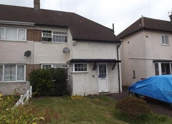 Thumbnail 3 bed semi-detached house for sale in Grange Road, Chessington, Surrey