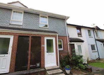 Thumbnail 2 bed terraced house for sale in Laburnum Drive, Barnstaple