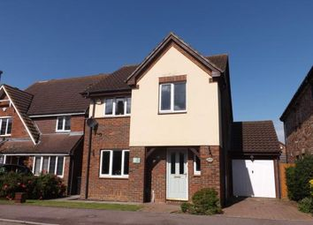 Thumbnail 4 bed detached house for sale in Kestrel Way, Sandy, Bedfordshire