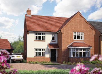 "Thumbnail 5 bed detached house for sale in ""The Arundel"" at Station Road, Lower Stondon, Henlow"