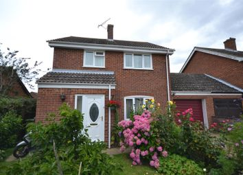 Thumbnail 3 bed link-detached house for sale in Hockering, Dereham