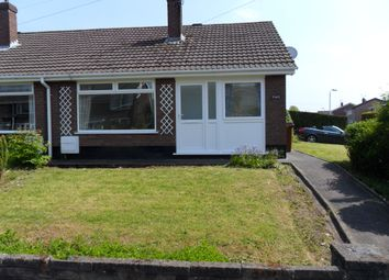 Thumbnail 2 bedroom bungalow to rent in Birchfield Avenue, Rode Heath