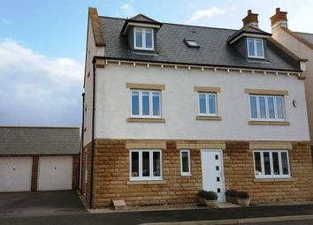 Thumbnail 5 bedroom detached house for sale in East Moor, Longhoughton, Alnwick
