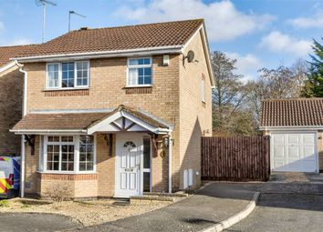 3 bed detached house for sale in Miller Hill, West Hunsbury, Northampton NN4