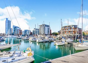 Thumbnail 3 bed penthouse for sale in Channel Way, Ocean Village, Southampton
