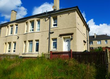 Thumbnail 2 bedroom flat for sale in Seagrove Street, Carntyne, Glasgow