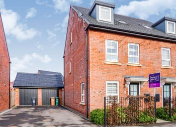 4 bed semi-detached house for sale in Tutbury Avenue, Littleover, Derby DE23