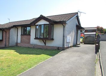 Thumbnail 2 bed semi-detached bungalow for sale in Maes-Y-Dderwen, Llansamlet, Swansea
