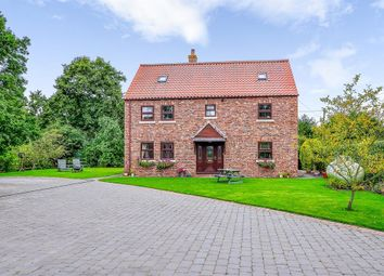Thumbnail 5 bed detached house for sale in Mawson Green Lane, Sykehouse, Goole