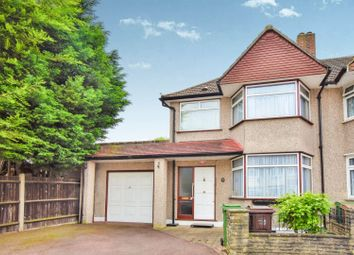 Thumbnail 3 bed end terrace house for sale in Chatham Close, Sutton