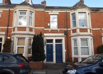 Thumbnail 5 bedroom maisonette to rent in Glenthorn Road, Jesmond, Newcastle Upon Tyne