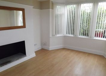 Thumbnail 3 bed terraced house to rent in Fordway Avenue, Blackpool