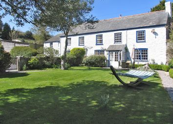 Thumbnail 7 bed farmhouse for sale in Cornworthy, South Devon