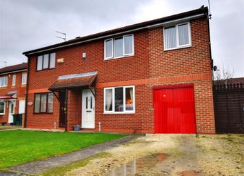 Thumbnail 3 bed semi-detached house for sale in Kings Court Road, Thorne, Doncaster, South Yorkshire