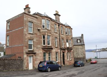 Thumbnail 3 bed flat for sale in 4 Mackinlay Street, Rothesay, Isle Of Bute