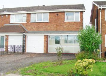Thumbnail 3 bedroom semi-detached house for sale in Frankley Beeches Road, Birmingham