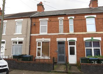 Thumbnail 4 bed terraced house for sale in Sir Thomas Whites Road, Chapelfields, Coventry