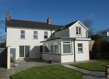 Thumbnail 3 bed detached house for sale in Llangrannog, Llandysul