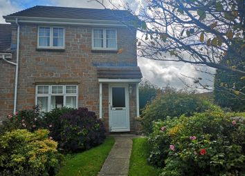 Thumbnail 3 bed end terrace house to rent in Carthew Close, Liskeard