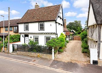 Thumbnail 5 bed detached house for sale in High Street, Swaffham Bulbeck, Cambridge
