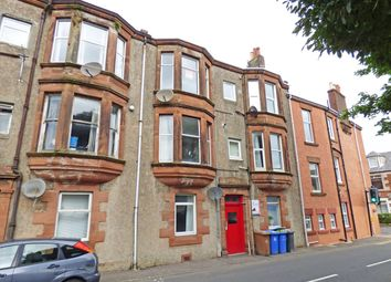 Thumbnail 1 bed flat for sale in Moorburn Road, Largs