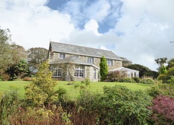 Thumbnail 4 Bed Detached House For Sale In Trefrew Camelford