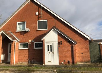 Thumbnail 1 bed detached house for sale in Arun Dale, Mansfield Woodhouse, Mansfield