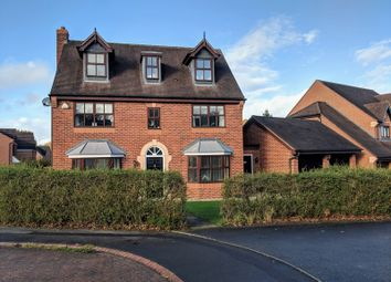 Thumbnail 5 bed detached house for sale in Stoneleigh Grove, Muxton, Telford