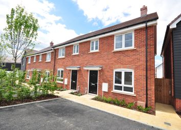Thumbnail 3 bedroom end terrace house to rent in Laight Road, Maidstone