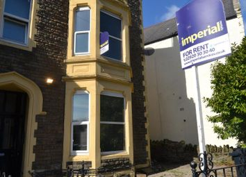 Thumbnail 3 bed flat to rent in 25, Richmond Crescent, Roath, Cardiff, South Wales