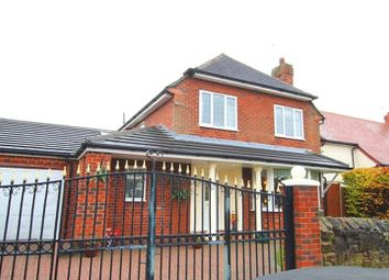 Thumbnail 3 bed detached house for sale in Reservoir Road, Woolton, Liverpool