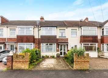 Thumbnail 3 bedroom terraced house for sale in Dunkeld Road, Gosport