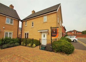 Thumbnail 3 bed detached house for sale in Saw Mill Road, Colchester